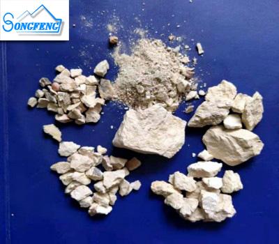 铝矾土骨料厂家图