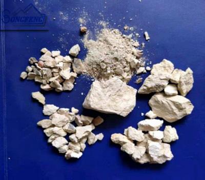 耐火铝矾土|高铝矾土|高铝细粉厂家图
